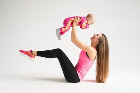 FitnessWithBaby
